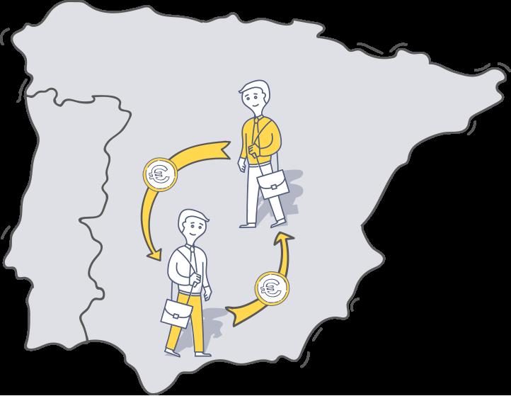 más de 500 técnicos en toda España
