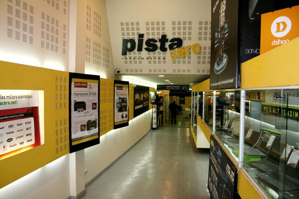 Central de compras, franquicia y mayorista informático