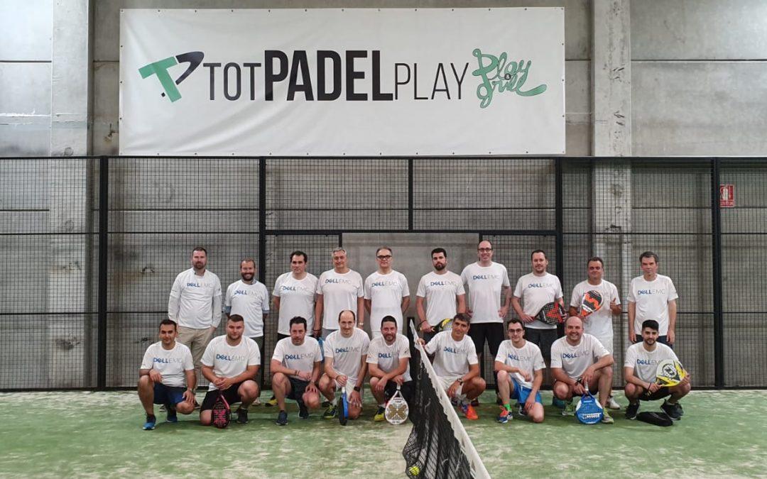 DELL EMC y PISTA CERO juntos de nuevo para celebrar el 3r Torneo de Padel